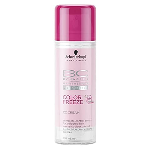 Schwarzkopf BC Colour Thermoprotective Cream