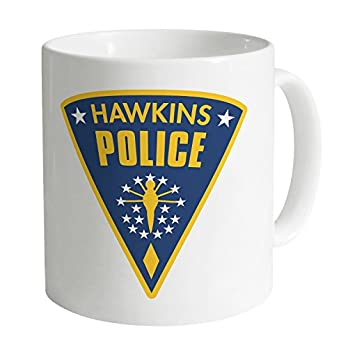 Inspired by Stranger Things – Hawkins Police Mug
