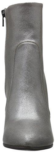 Buffalo Damen Es 30757 Biker Kurzschaft Stiefel Grau (CINZA 01)