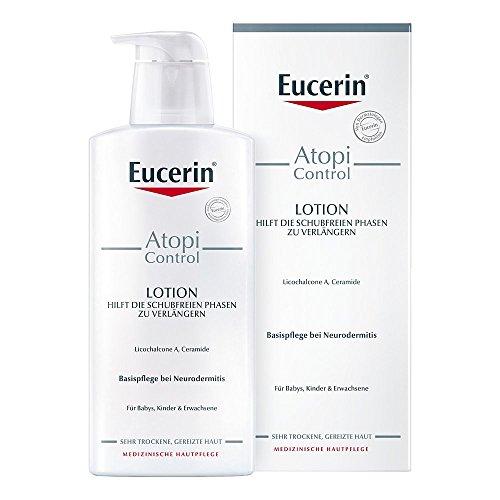 Eucerin atopicontrol Loción, 400ml