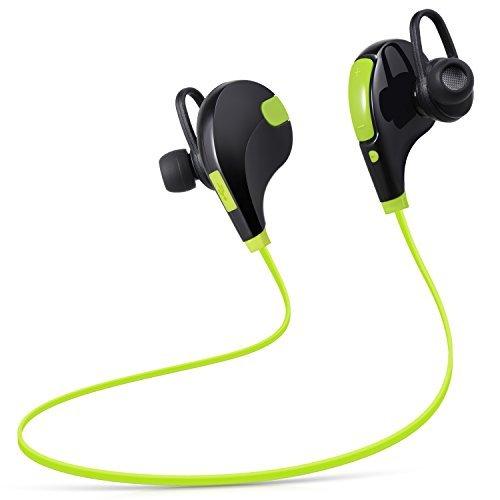 Duractron Cuffia Auricolare Bluetooth 4.1 Wireless Headset...