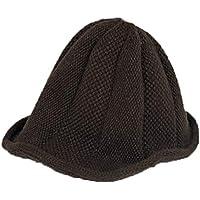 Gorros Gorro De Sombreros Gorras Calentar Cálido Unisex Beanie Sombrero De Pescador Cálido Retro Color Otoño E Invierno ZHANGGUOHUA (Color : Brown)