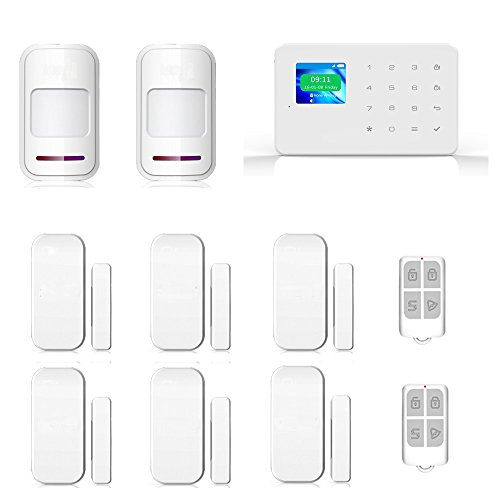 szabto G18 Home Alarm System Ge Home-security-system