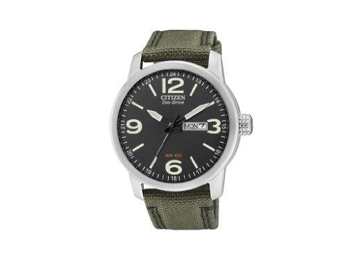 Citizen urban eco drive bm8470-11e - orologio da polso uomo