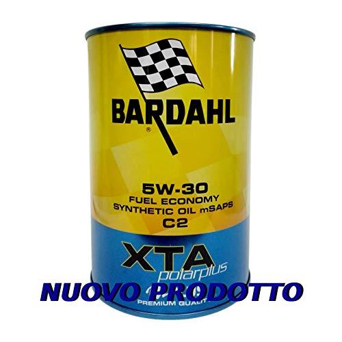 Olio motore auto Bardahl XTA 5W30 C2 Polarplus ACEA C2-A5-B5 API SN-CF - 3 Lit