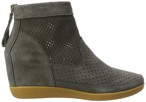 Shoe The Bear Damen Emmy S Stiefel Grau (141 Dark Grey)