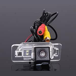 Dasaita Auto Rückfahrkamera Kabel Für Einparkhilfe Wasserdicht Nachtsicht Ccd Kamera Auto Camera Für Bmw E82 E46 E90 E91 E39 E53 X 1 X3 X 5 X6 Auto