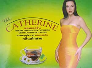 4 boxs 64 Tea Bags Catherine Chrysanthemi Slimming Herbal Tea Weight loss Diet