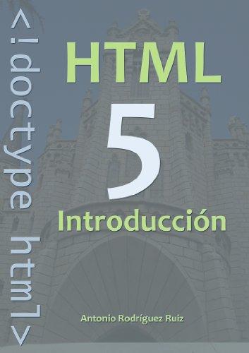 HTML 5: Introducción