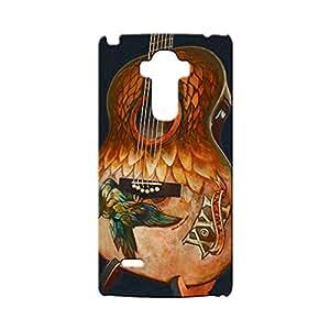 BLUEDIO Designer Printed Back case cover for LG G4 Stylus - G7288