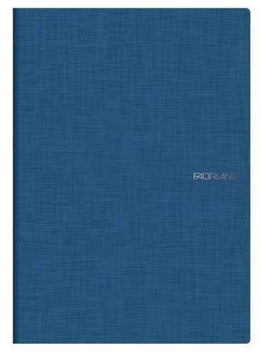 fabriano-a4-blu-squared-stapled-notebook-blue-pack-of-5