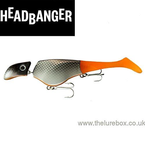 Headbanger Shad 22cm Floating Coward