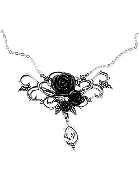 Alchemy Gothic Bacchanal Rose Halskette