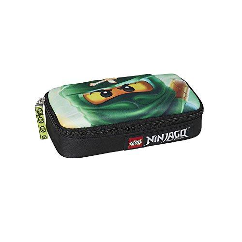 LEGO Ninjago–allievo Custodia/astuccio/3D Pencil Case–Lloyd Green