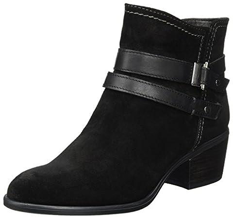Tamaris Damen 25010 Stiefel, Schwarz (Black Uni), 39 EU
