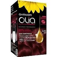 Set capelli Garnier Olia 4.62Kashmir rosso duratura,