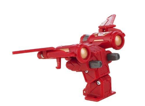 Bakugan Gundalian Invaders - Battle Gear - Pyrus JETKOR (Red) [Copper]
