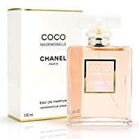 Chanel Perfume  - Coco Mademoiselle by Chanel - perfumes for women - Eau de Parfum, 100 ml