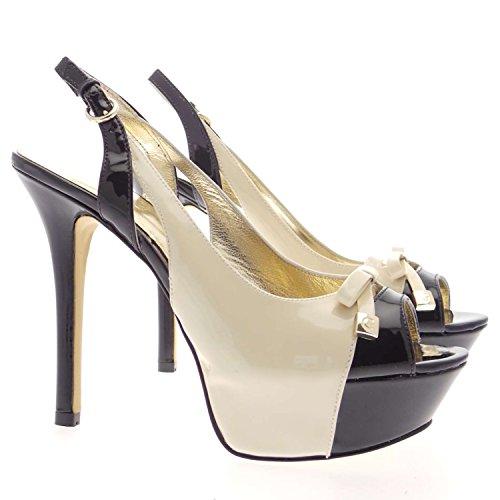 Guess FL1PSAPAT05 Sandalo Donna Vernice nd 40