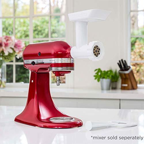 gamme complète d'articles 100% authentique clair et distinctif KitchenAid 5FGA Tritatutto, Accessorio per Robot da Cucina ...
