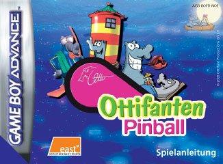 Ottifanten Pinball (für GameBoy Advance)