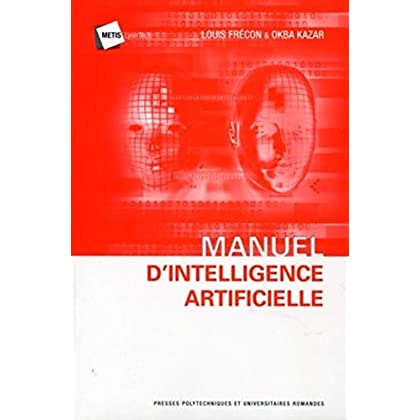 Manuel d'intelligence artificielle