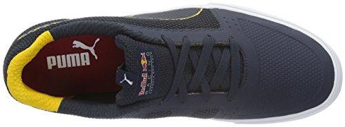 Puma - Rbr Wings Vulc, Scarpe da ginnastica Unisex – Adulto Blu (Blau (total eclipse-total eclipse-spectra yellow 01))