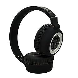 boAt Rockerz 430 Wireless Bluetooth Headphone (Black)