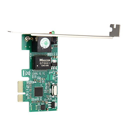 Starall PCI-E Express 10/100 / 1000M Gigabit Ethernet LAN-Netzwerkkarte