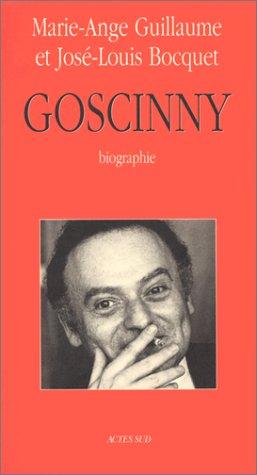 René Goscinny : Biographie