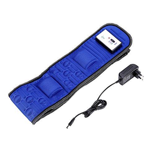 Körperform Bauchgurt, Elektrisch Vibrierend 5 Motoren 20 Magnete Fett Gewicht Entfernungsgurt