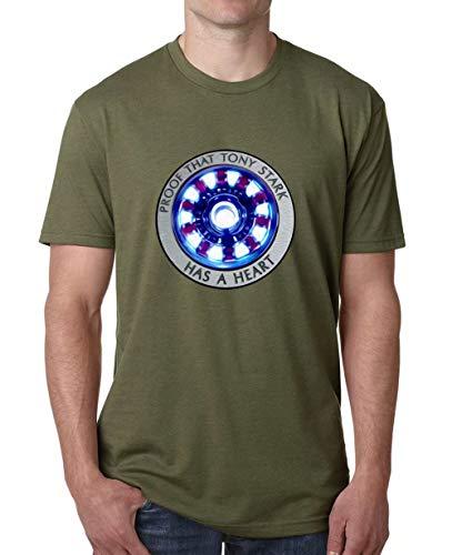 y Stark T-shirt Cosplay 3D Drucken Shirt Kostüm ()