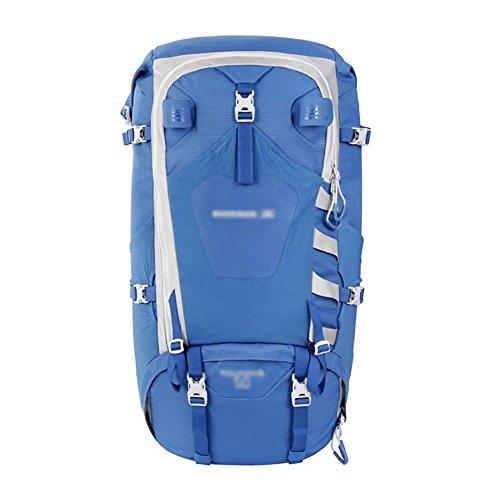 HWLXBB Outdoor Bergsteigen Tasche Man And Lady Mehrzweck-Bergsteigen Tasche Wandern Camping Bergsteigen Rucksack 2*