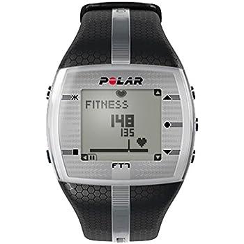 Polar FT7 Cardiofrequenzimetro, Nero/Grigio