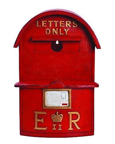 Vivid Arts XBC-LTBX-B Large Letter Box Birdhouse