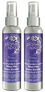 Avon Planet Spa Sleep Serenity Pillow Mist 100 ml - Pack