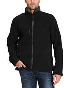 Lafuma Central full-zip Fleece 300 g Herren S schwarz