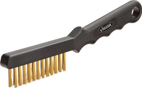 Preisvergleich Produktbild VIGOR V2249 Bremssattel-Bürste,  Messing