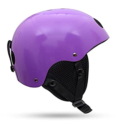 Shinmax Kids Ski Safety Helmet Skate Scooter BMX Bike Sport Helmet Adjustable Protective Bicycle Helmets For Boys or Girls by Shinmax