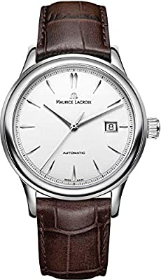 Maurice Lacroix Les Classiques LC6098-SS001-130-2 Automatic Mens Watch Classic & Simple
