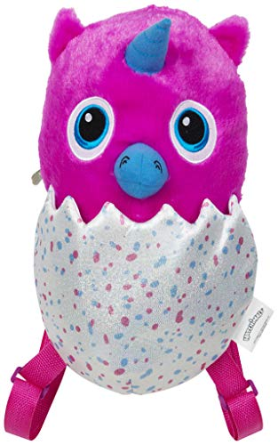 HATCHIMALS HML-O-8258-1 - Plush Backpack