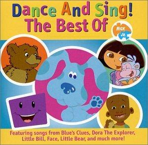 Dance & Sing!-Best of Nick Jr. (Jr Musik Nick)