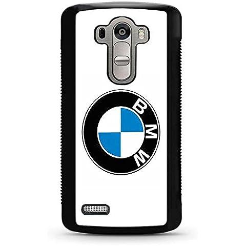 Carcasa para LG G4, BMW Logo logotipo de marca Simple personalizado de lujo Carcasa Protectora Para LG G4