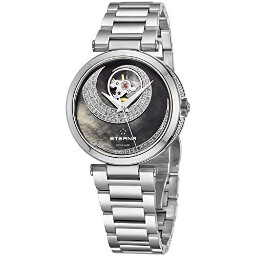Eterna Grace Open Art Reloj de Mujer Diamante automático 34mm 2943-54-89-1729