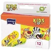 Matopat Wundpflaster - Set KIDS ZOO 12 Stück preisvergleich bei billige-tabletten.eu