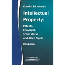 Intellectual Property: Patents, Copyrights, Trademarks & Allied Rights: Patents, Copyrights, Trademarks and Allied Rights