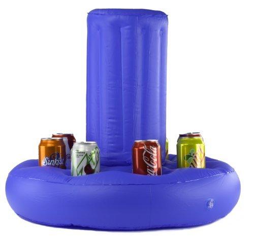 gonflable à l'envers Champignon Portable flottant Cooler refroidisseur de boisson