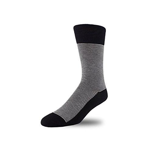 STÓR Herren Bambus Socken - seidenweiche, atmungsaktive Herrensocken mit 80% Bambusfaser-Anteil! (Fox Socks Wool)