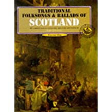 Traditional Folksongs And Ballads Of Scotland Volume 1: Liederbuch für Gesang, Gitarre (Vocal Songbooks)