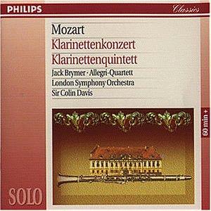 Solo - Mozart (Werke für Klarinette)